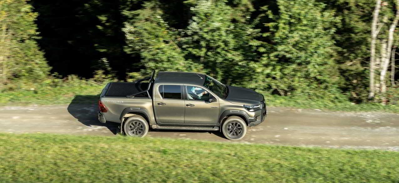 Hilux 2020 - nowa Toyota
