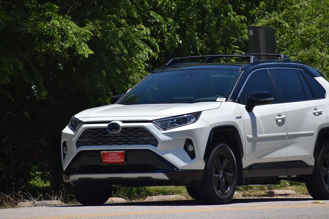 Najlepsze używane SUV-y - Toyota RAV4