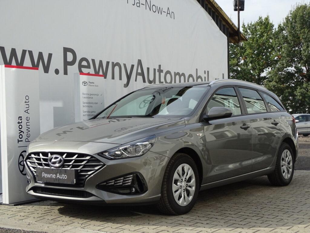 Hyundai i30 2020 1.5 T-GDI Classic + 110KM I właściciel Bezwypadkowy FV23%